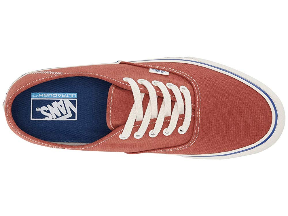 Vans Authentic SF (Salt Wash) Potters Clay/Marshmallow Black Friday Sale