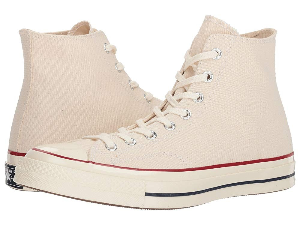 [ Hot Deals ] Converse Chuck Taylor® All Star® '70 Hi Parchment/Garnet/Egret