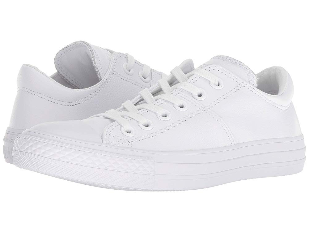 Black Friday Converse Chuck Taylor All Star Madison - Ox White/White/White Sale
