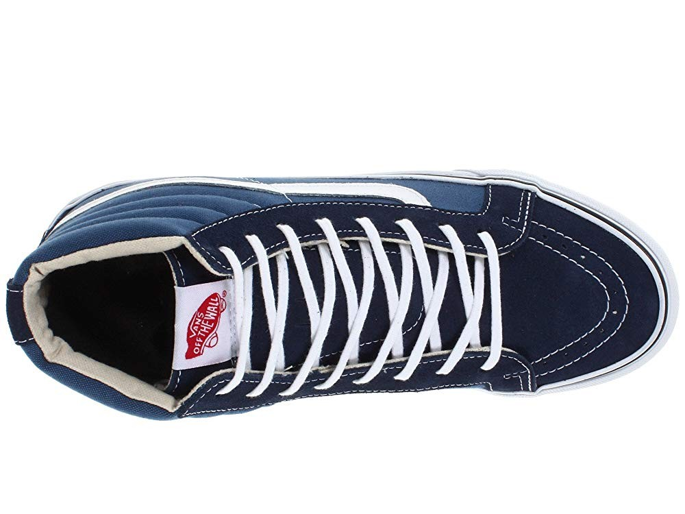 Vans Sk8-Hi Slim™ Core Classics Navy/White Black Friday Sale