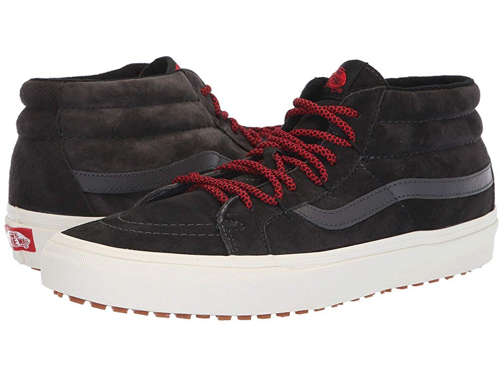 Vans SK8-Mid Reissue Ghillie MTE (MTE) Forged Iron/Marshmallow Black Friday Sale