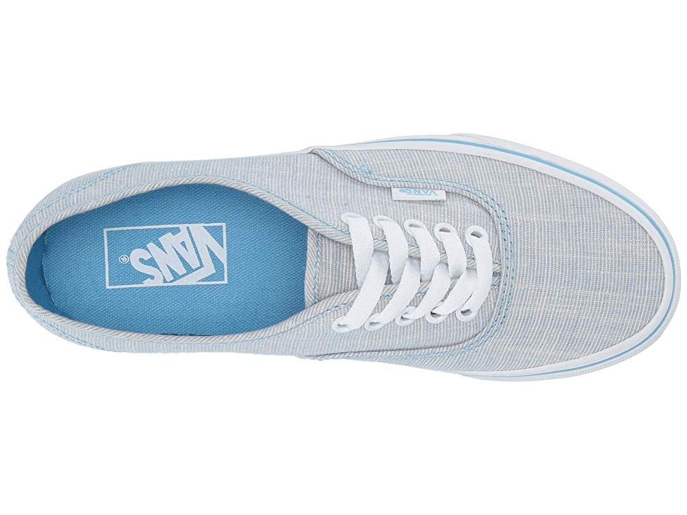 Buy Vans Authentic™ (Chambray) Alaskan Blue/True White