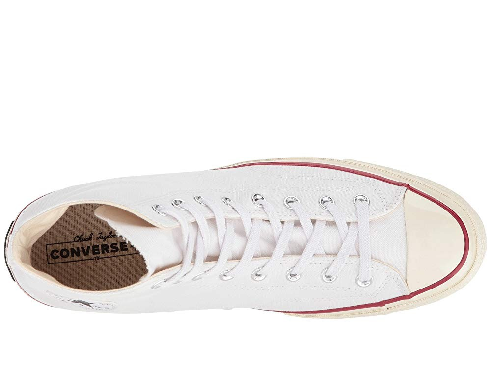 Christmas Deals 2019 - Converse Chuck Taylor® All Star® '70 Hi White/Garnet/Egret