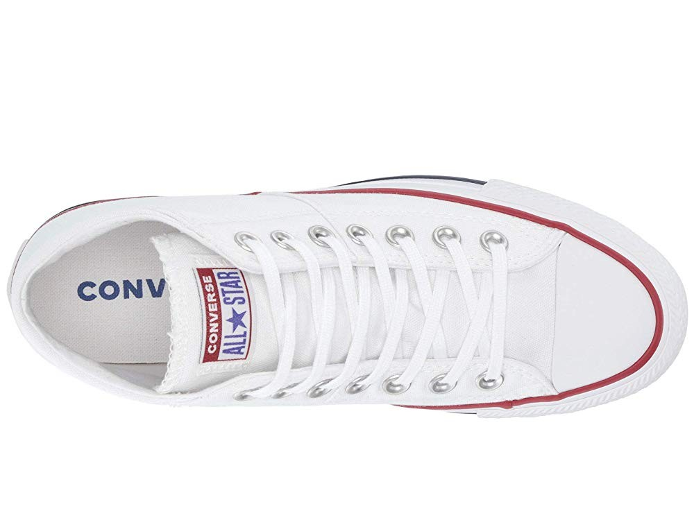 Black Friday Converse Chuck Taylor® All Star® Madison True Faves Mid White/White/White Sale