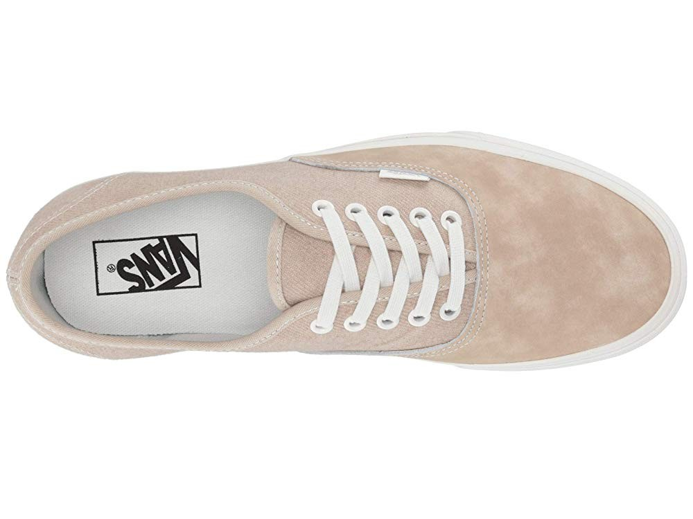 Vans Authentic™ (Washed Nubuck/Canvas) Humus/Blanc Black Friday Sale