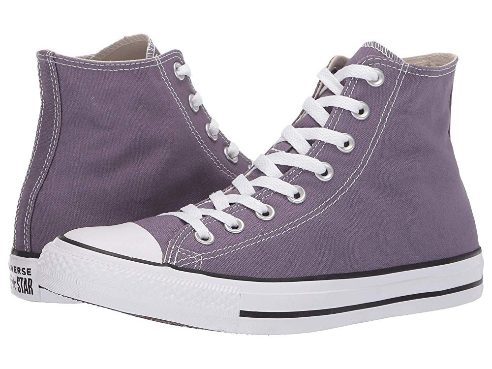 Hot Sale Converse Chuck Taylor® All Star® Seasonal Hi Moody Purple