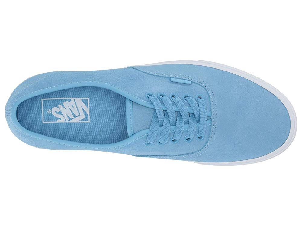 [ Hot Deals ] Vans Authentic™ (Soft Suede) Alaskan Blue/True White