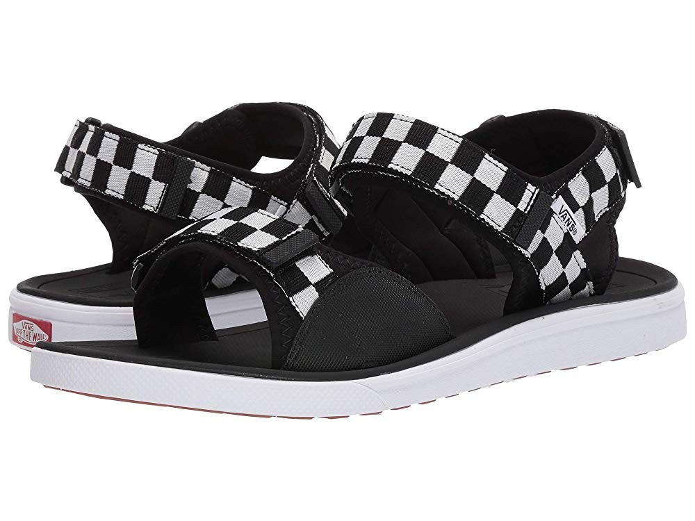 Vans UltraRange™ Tri-Lock (Checkerboard) Black/True White