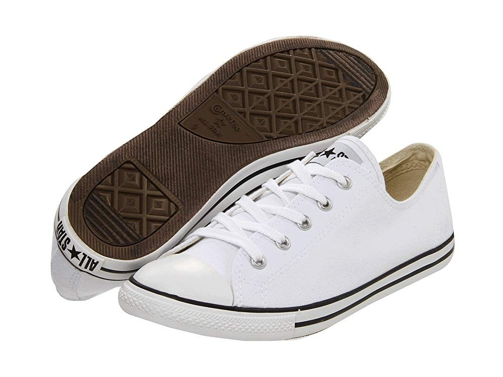 Christmas Deals 2019 - Converse Chuck Taylor® All Star® Dainty Ox White