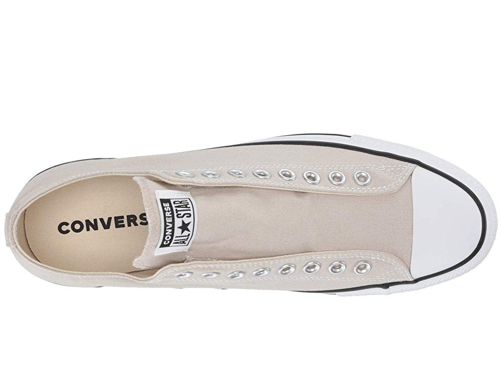 Christmas Deals 2019 - Converse Chuck Taylor All Star Slip-On Papyrus/White/Black