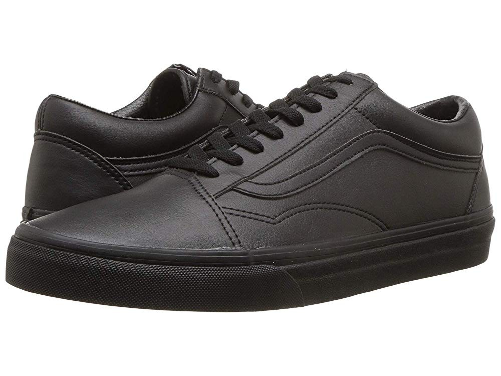 Christmas Deals 2019 - Vans Old Skool™ (Classic Tumble) Black Mono
