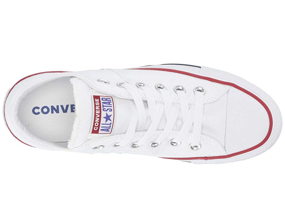 Black Friday Converse Chuck Taylor® All Star® Madison True Faves Ox White/Natural Ivory/White Sale