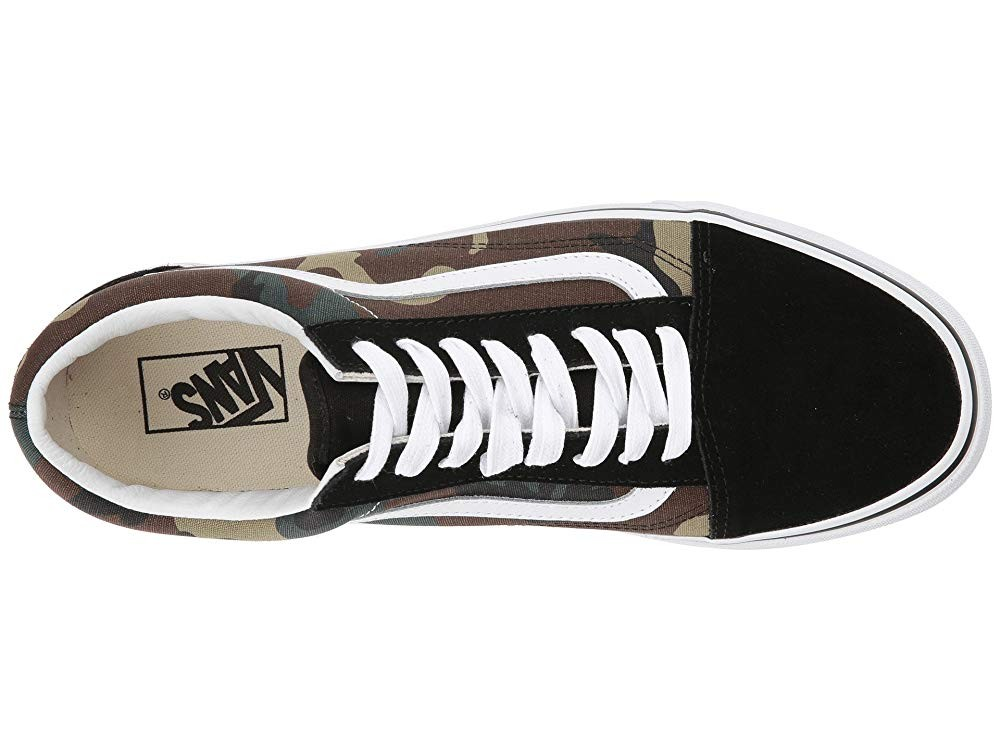 Buy Vans Old Skool™ (Woodland Camo) Black/Woodland