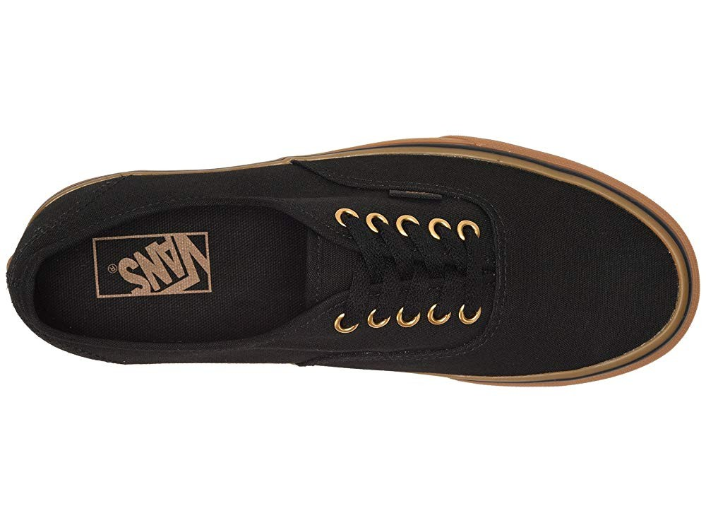 [ Hot Deals ] Vans Authentic™ Core Classics Black/Rubber