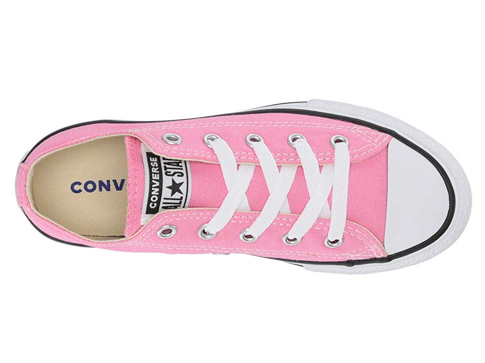 Black Friday Converse Kids Chuck Taylor® All Star® Core Ox (Little Kid) Pink Sale