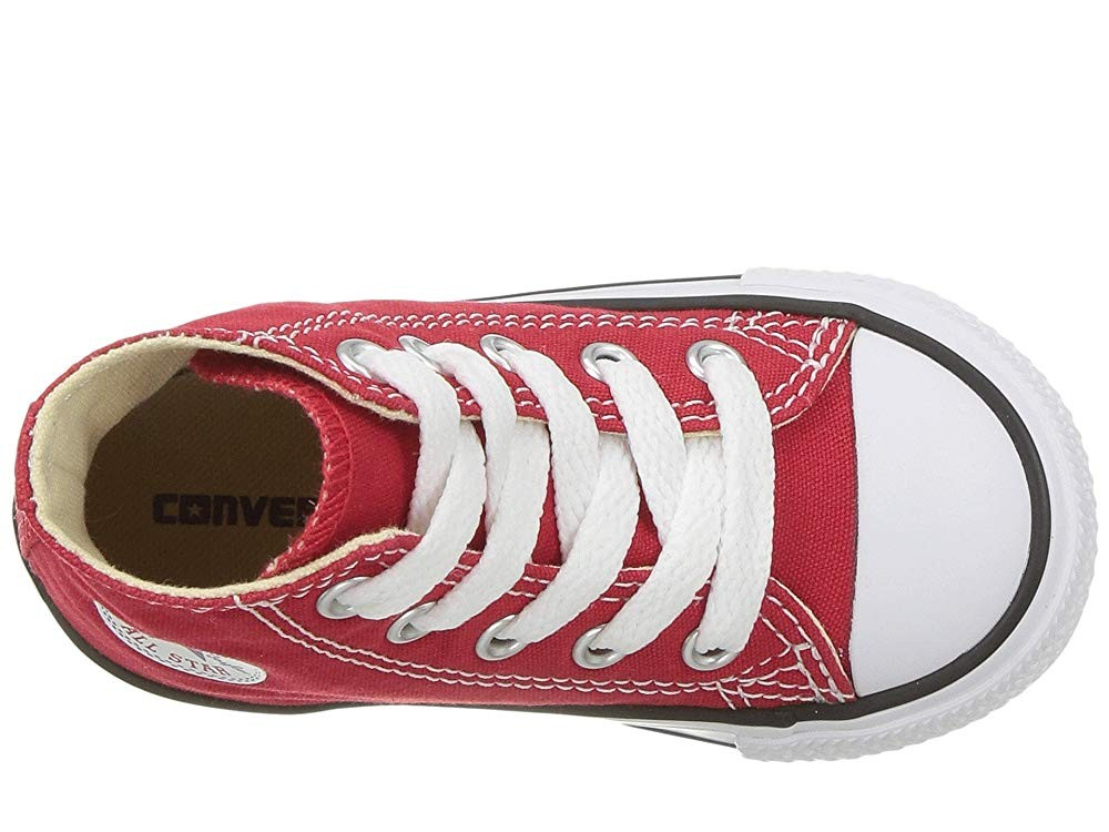 Converse Kids Chuck Taylor® All Star® Core Hi (Infant/Toddler) Red