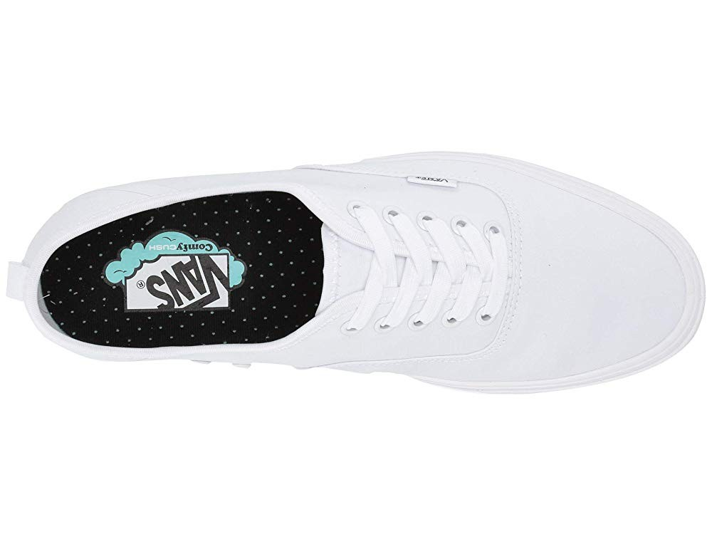 [ Hot Deals ] Vans ComfyCush Authentic SF White