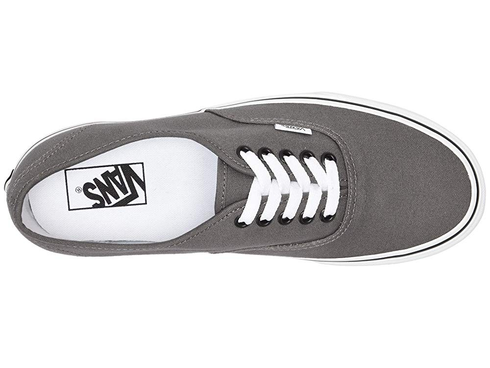 [ Hot Deals ] Vans Authentic™ Core Classics Pewter/Black/Metal Crush/Nappa Wax