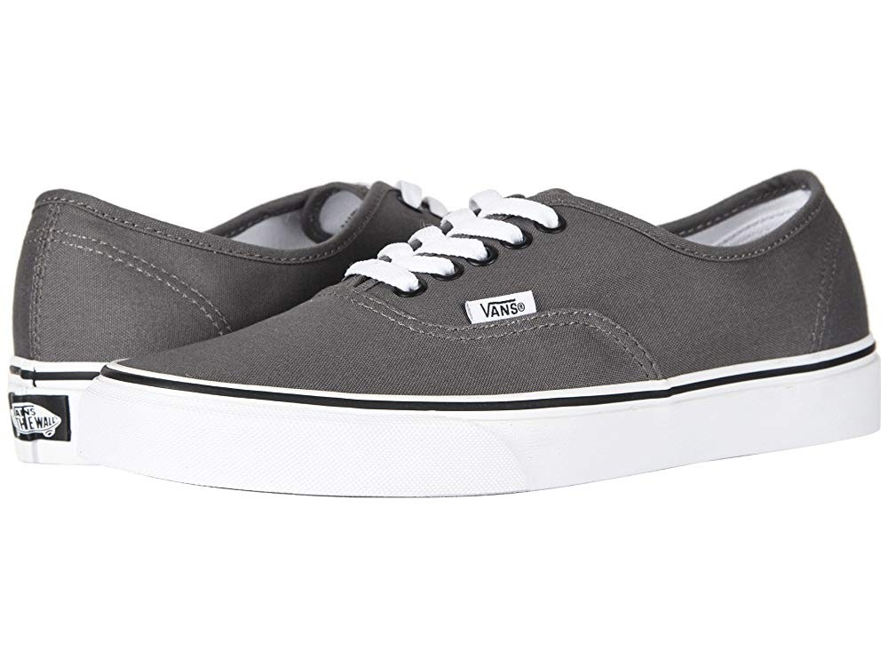 Vans Authentic™ Core Classics Pewter/Black/Metal Crush/Nappa Wax Black Friday Sale