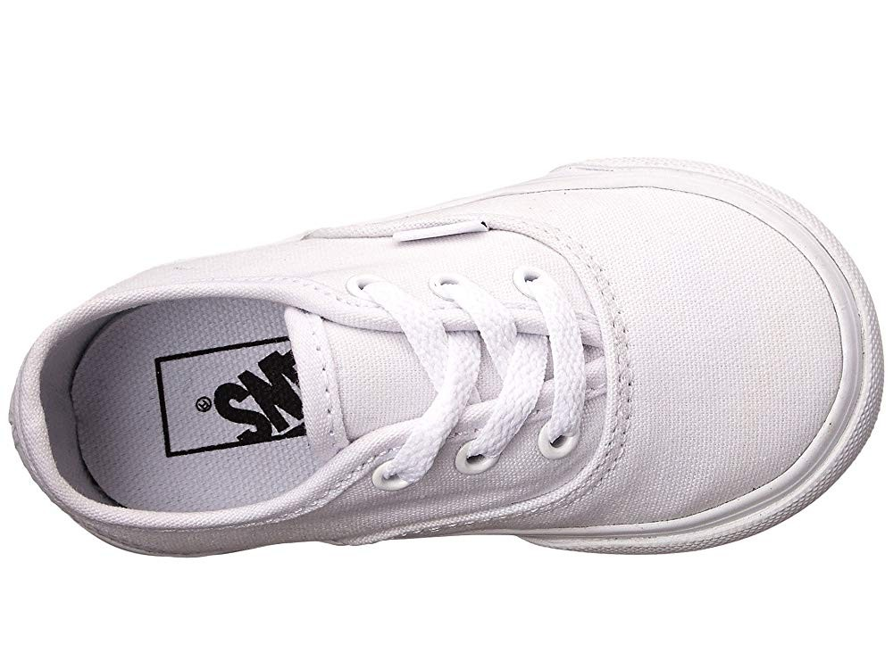 Buy Vans Kids Authentic Core (Toddler) True White